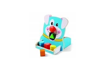 Mobile bébé Melissa Melissa & doug spin & feed shape sorter - jouet 1ier age