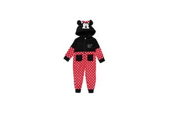 Accessoires de déguisement AUCUNE Disney minnie combinaison fantaisie rouge enfant fille