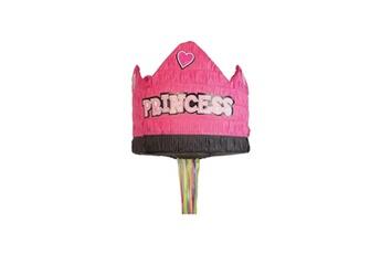 Accessoires de déguisement Amscan Amscan pinata a tirer couronne de princesse