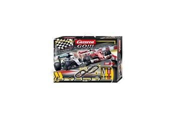 Circuits de voitures Carrera-toys Carrera go!!! - race champions circuit électrique formule 1 duel des champions - 5.3 m de piste