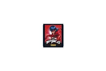 Jeux de cartes Lady Bug Miraculous 2019 blister 10 pochettes + 1 offerte - pour enfant
