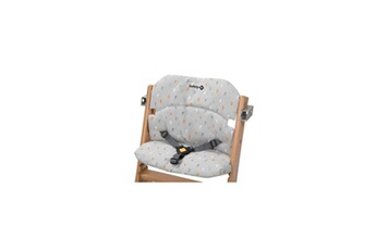 Chaise haute SAFETY 1ST Safety 1st coussin confort timba warm grey