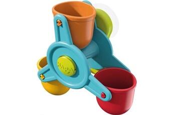 Jouet de bain HABA Haba jouets de bain en marbre effets d'eau de cour multicolore 3 parties