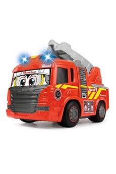Véhicules miniatures Dickie Dickie 203814016 - happy fire truck voiture de pompier motoris?e avec lumi?re et son