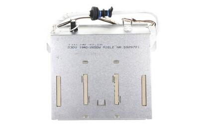Résistance sèche linge Miele Resistance de chauffage 1,94/2,65kw 230v pour seche linge miele - 5929721
