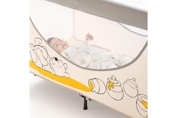Barrière de sécurité bébé Marque Generique Barriere de securite bebe winnie l'ourson lit parapluie dream n play