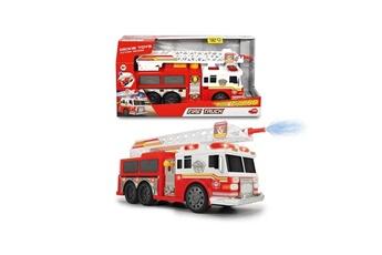 Véhicules miniatures Marque Generique Vehicule miniature assemble - engin terrestre miniature assemble dickie toys camion pompiers