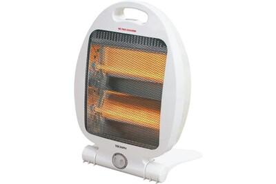 Radiateur bain d'huile Triomph Radiateur electrique d?appoint - radiateur electrique mobile chauffage d'appoint électrique quartz - 800w - blanc