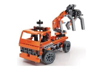 Véhicules miniatures Marque Generique Vehicule a construire - engin terrestre a construire mon atelier mécanique - camions de transport