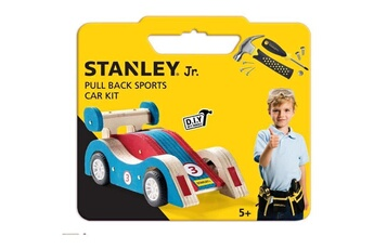 Véhicules miniatures Marque Generique Vehicule a construire - engin terrestre a construire bsm - kit maquette voiture de sport a rétrofriction