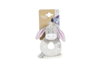 Doudou Disney Disney - disney bebe winnie the pooh eeyore soft peluche rattle