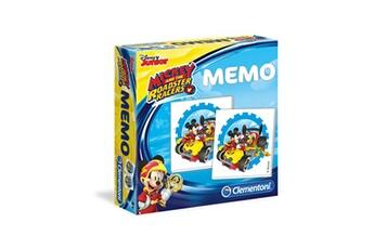 Jeux ludo éducatifs CLEMENTONI Clementoni - jeu disney mickey roadster memo