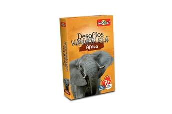 Jeux de cartes Bioviva Bioviva - asmodee - jeu de cartes - défis nature africa (ade0des07es)