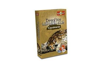 Jeux de cartes Bioviva Bioviva - asmodée - desafios de la nature?: carnivoros, jeu éducatif (307)