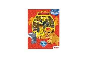 Poupées AUCUNE Disney junior la garde du roi lion - colle a l'histoire