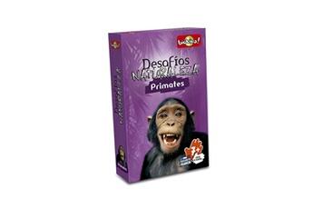 Jeux de cartes Bioviva Bioviva - asmodée - desafios de la nature?: primates, jeu éducatif (309)