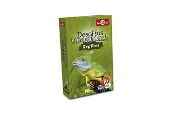 Jeux de cartes Bioviva Bioviva - asmodée - desafios de la nature?: reptiles, jeu éducatif (308)