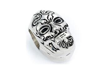 Accessoires de déguisement WARNER BROS Warner bros. - harry potter set 4 perles de charme masque de mangemort assorties