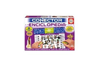 Jeux en famille Educa Borras Educa borras - conector encyclopédie