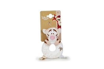 Doudou Disney Disney - disney bebe winnie the pooh tigger soft peluche rattle