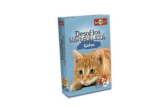 Jeux de cartes Bioviva Bioviva - asmodee - jeu de cartes - défis nature chats (ade0des13es)