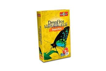 Jeux de cartes Bioviva Bioviva - asmodee - jeu de cartes - défis nature insectes (ade0des06es)