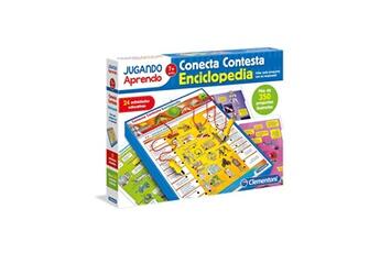 Jeux ludo éducatifs CLEMENTONI Clementoni - encyclopédie connect-answer