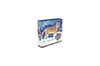 Peinture et dessin AU SYCOMORE Lovely box - petits secret - jungle