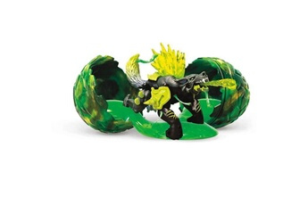 Véhicules miniatures Mattel Icaverne vehicule a construire - engin terrestre a construire mega construx - breakout beasts - créature articulée - modele aléatoire - 5 ans et +