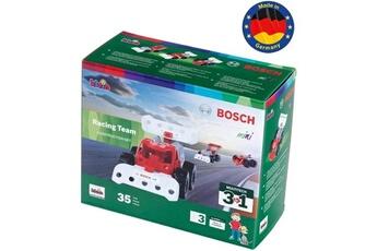 Véhicules miniatures Marque Generique Vehicule a construire - engin terrestre a construire - set de construction racing team 3 en 1