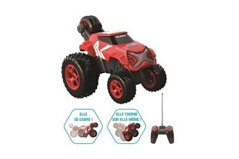 Véhicule électrique Marque Generique Voiture electrique exost - voiture télécommandée - monster stunt- bolide conçu pour la cascade - echelle 1:18