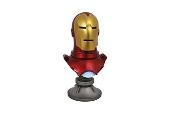 Figurine Diamond Select Marvel comics - buste legends in 3d 1/2 iron man 25 cm