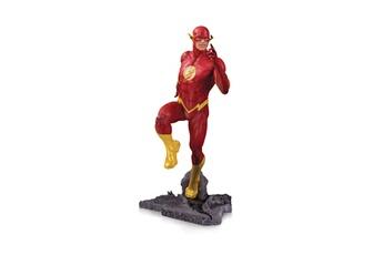 Figurine Dc Collectibles Dc core - statuette the flash 23 cm