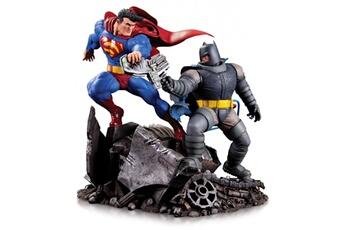 Figurine Dc Collectibles Dc comics - statuette mini battle batman vs. Superman 16 cm