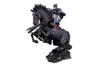 Figurine Dc Collectibles The dark knight returns - statuette mini battle a call to arms 20 cm