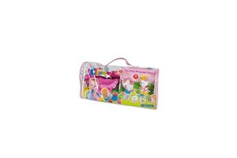 Arche d'éveil CLEMENTONI Clementoni clemmy - sac souple princesse - cubes souples