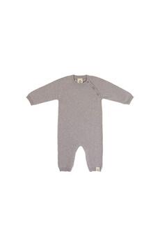 Sortie de Bain bébé Lassig Lassig - combinaison tricoté longue gots garden explorer