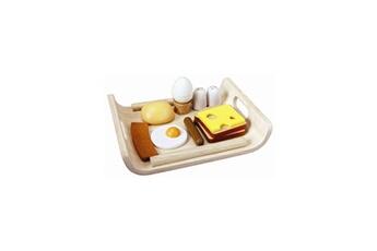 Jeux d'imitation PLAN TOYS Plantoys - jouets en bois - plateau petit déjeuner