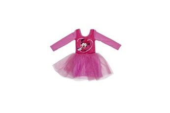 Déguisements Disney Disney tenue de danse minnie mouse ballet pour enfants de 2, 4 et 6 ans avec manches