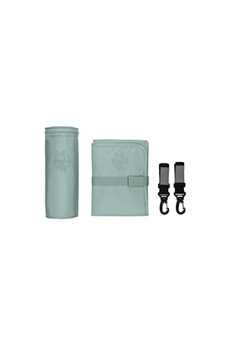 Sac à langer Lassig Lassig - gla signature bag accessories blue surf