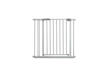 Barrière de sécurité bébé Hauck Hauck barriere de sécurité enfant stop'n safe 2 + extension 9 cm - gris