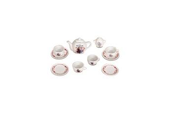 Jeux d'imitation SMOBY Smoby la reine des neiges 2 dinette porcelaine 12 accessoires