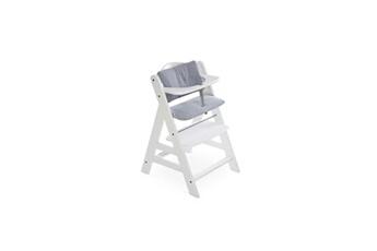 Chaise haute Hauck Hauck - coussin de chaise haute deluxe strech gre