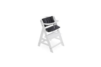 Chaise haute Hauck Hauck - coussin de chaise haute deluxe melange ch