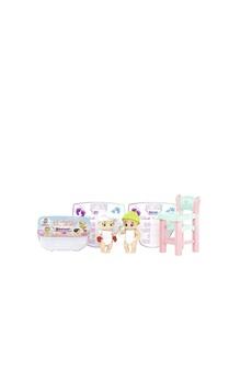 Peluches Zapf Creation Zapf creation 930175 - secret bébé set chaise haute