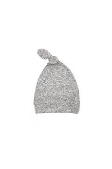 Cadeau Naissance Aden And Anais Aden and anais - aden + anais bonnet maille ultra-cosy heather grey (taille unique)