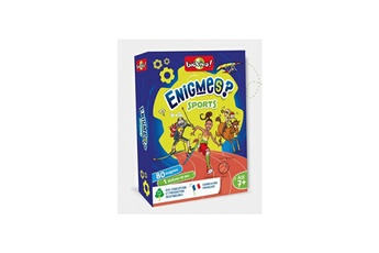 Jeux de cartes Bioviva Enigmes - sports