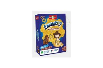 Jeux de cartes Bioviva Enigmes - prehistoire