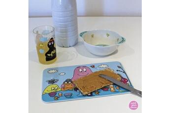 Vaisselle bébé Petit Jour Paris Ensemble de vaisselle, petit dej' complet avec barbapapa