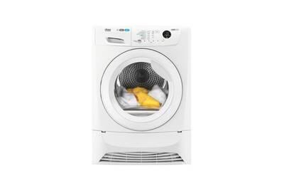 Sèche linge Faure - seche-linge:pompe a chaleur - capacité maxi de séchage:8 kg - classe énergétique*:a++ - efficacité de condensation*:b…